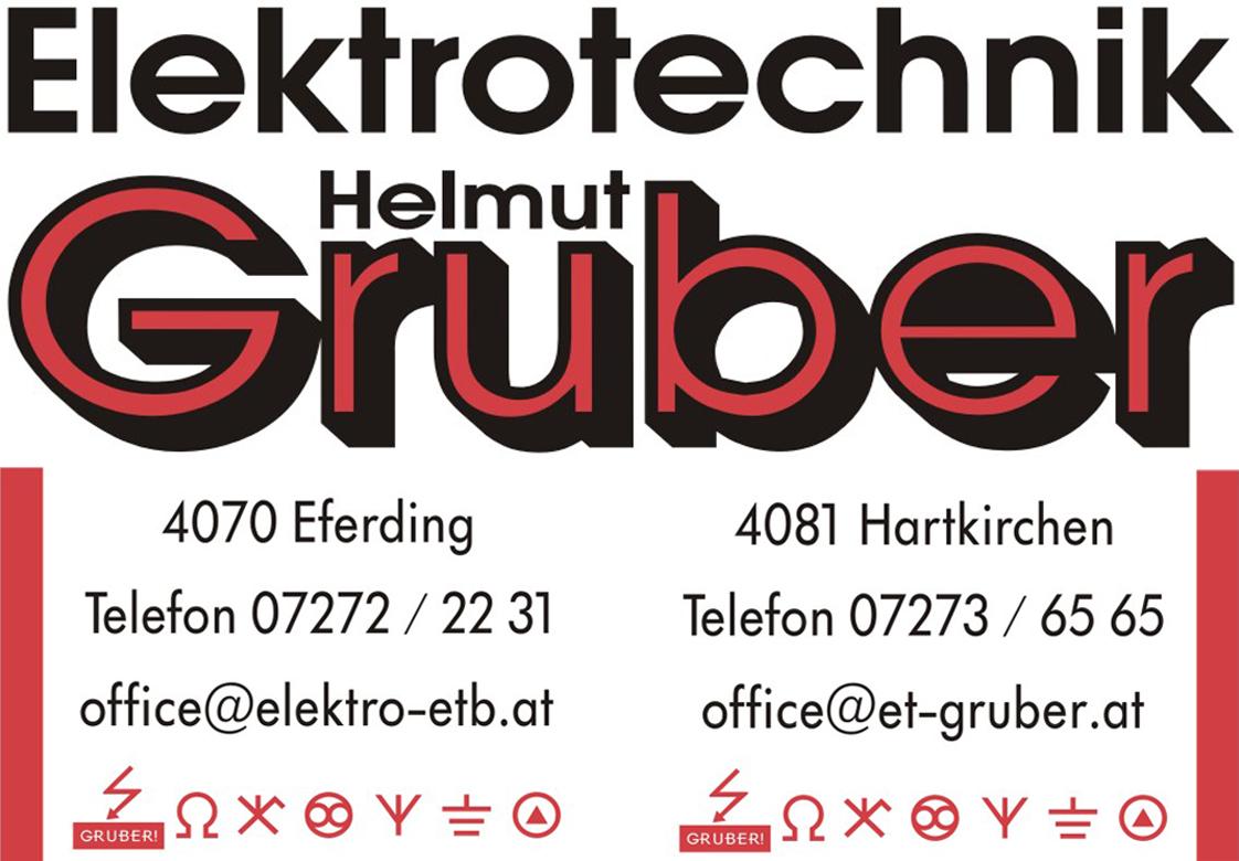 Elektrotechnik Helmut Gruber